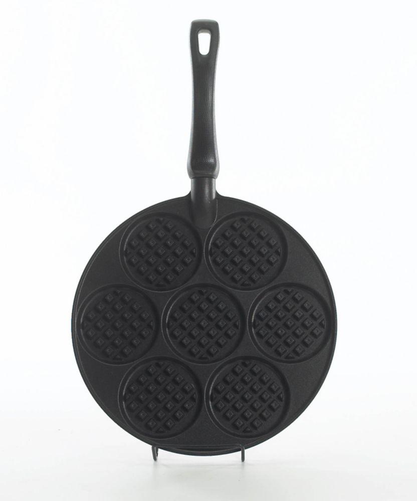 Silver Dollar Waffle Pan