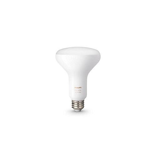 Hue 8W Multi-Colour BR30 LED Smart Light Bulb