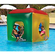 The Cube Deluxe Floating Habitat Pool Toy