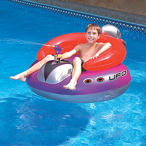 UFO Spaceship Inflatable Pool Toy