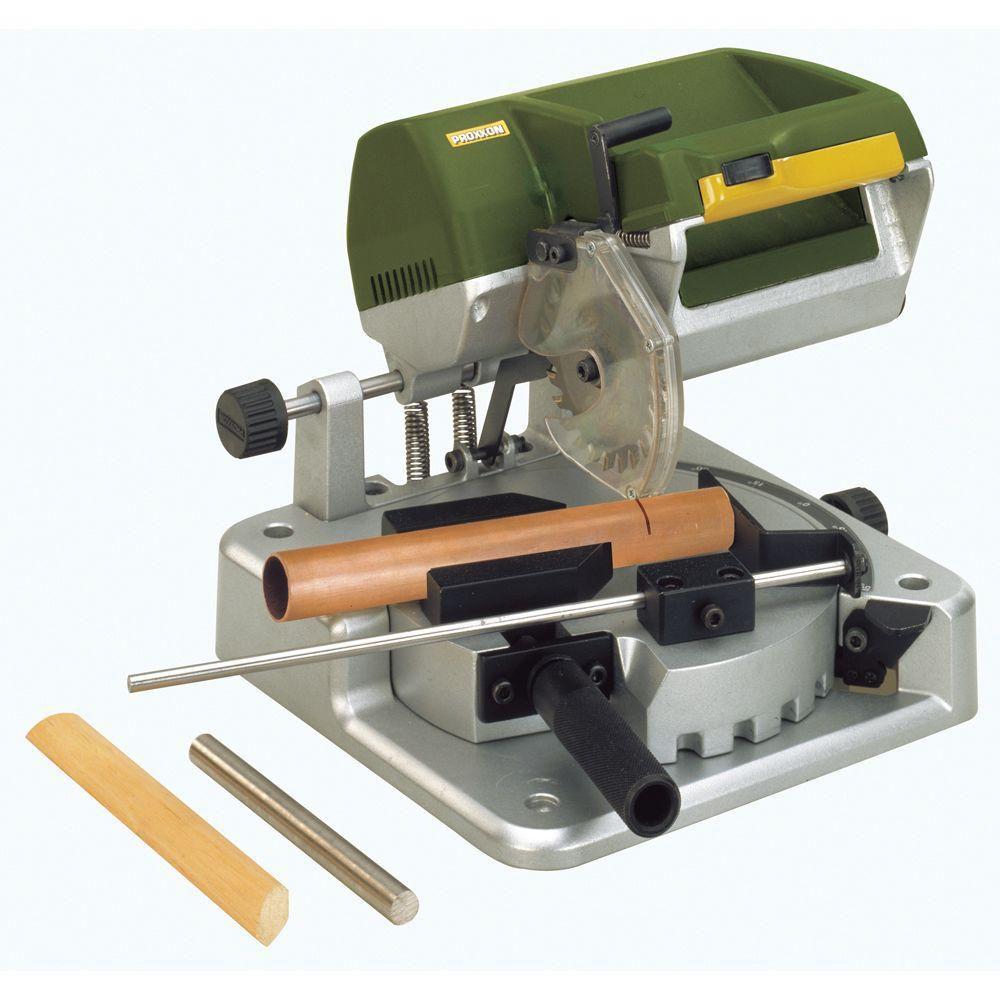 Micro Chop Saw KGS 80 with 24-Teeth Saw Blade