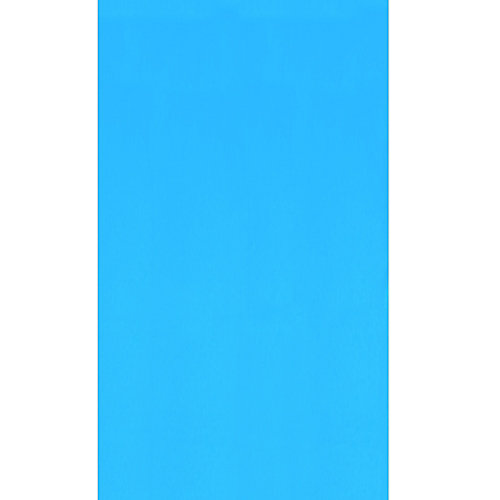 Toile à chevauchement Blue pour piscine, 9,1 m (30 pi), ronde, 122/132 cm (48/52 po) de haut