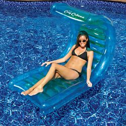 Swimline Cozy Cabana 56-inch Inflatable Pool Lounger