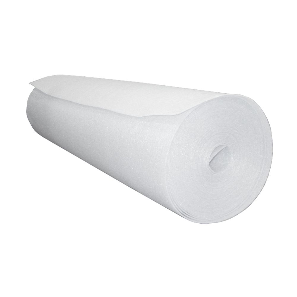 125Feet Roll In Ground Pool Wall Foam - 1/8Inch x 42Inch