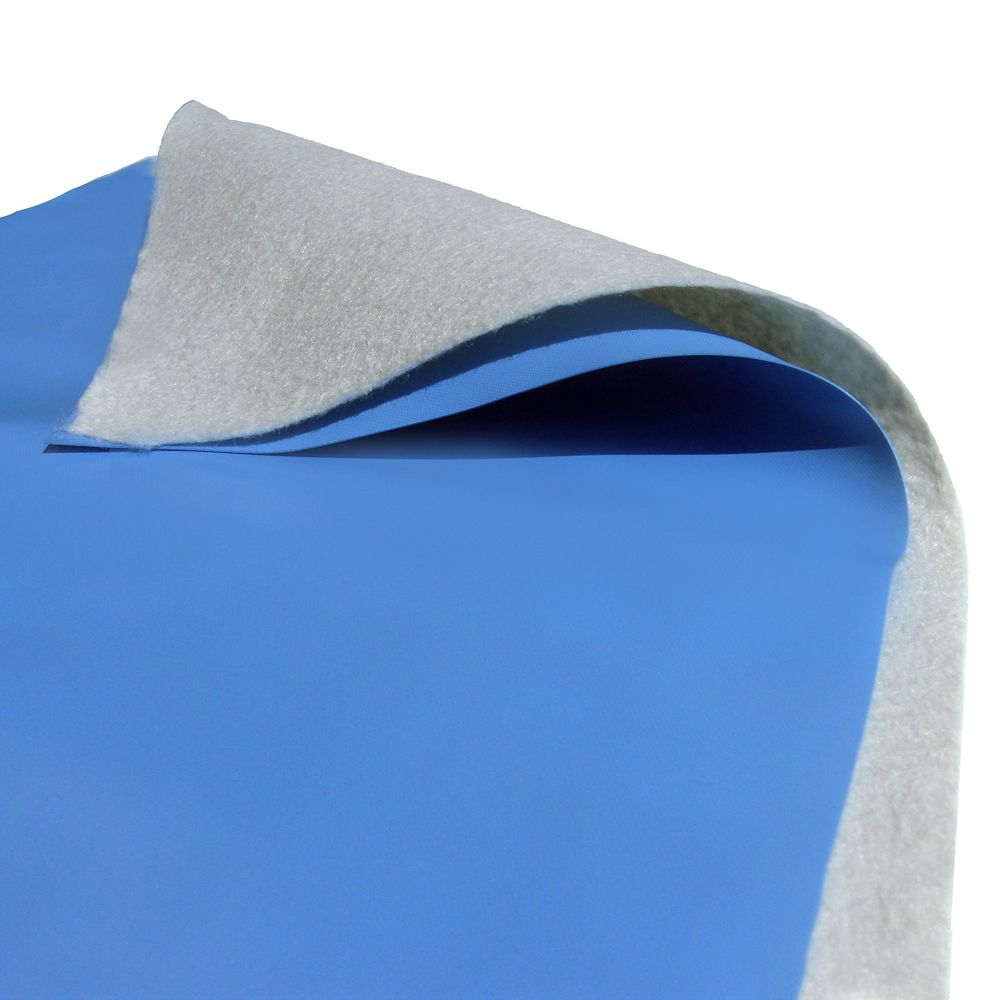 Blue Wave  Sous-tapis, diamètre 5,4 m (18 pi), piscine hors-terre, ronde