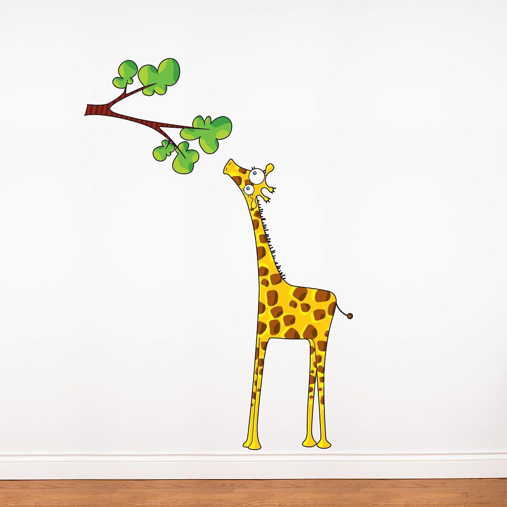 Madame la girafe