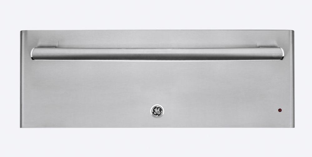 Tiroirs de réchauffade 30 po acier inoxydable - PW9000SFSS