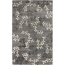 Artistic Weavers Carpette d'intérieur, 8 pi x 11 pi, style contemporain, rectangulaire, gris Satipo