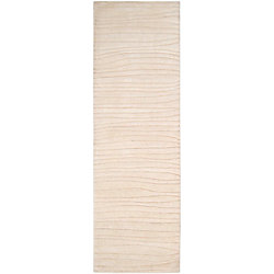 Artistic Weavers Mendoza Off-White 2 ft. 6-inch x 8 ft. Indoor Contemporary Runner