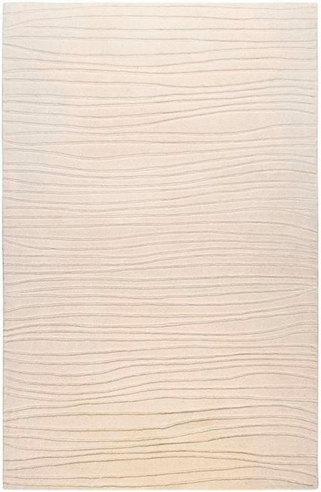 Mendoza Ivory New Zealand Wool  - 5 Ft. x 8 Ft. Area Rug