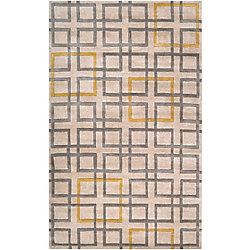 Artistic Weavers Calama Beige Tan 8 ft. x 11 ft. Indoor Contemporary Rectangular Area Rug