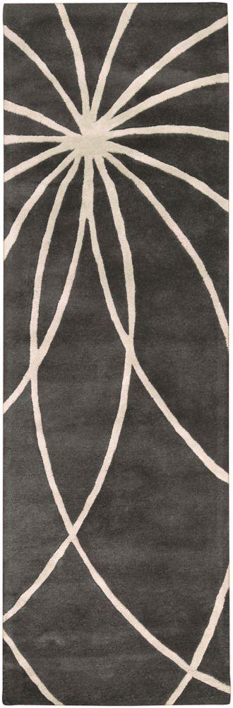 Contagem Iron Ore Wool 2 Feet 6 Inch x 8 Feet Runner Contagem-B Canada Discount