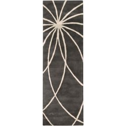 Artistic Weavers Contagem Grey 2 ft. 6-inch x 8 ft. Indoor Contemporary Runner