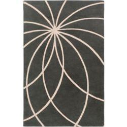 Artistic Weavers Contagem Grey 5 ft. x 8 ft. Indoor Contemporary Rectangular Area Rug