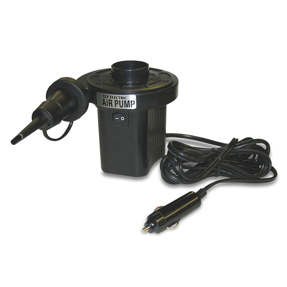 Pompe électrique de 12 volts pour objets gonflables