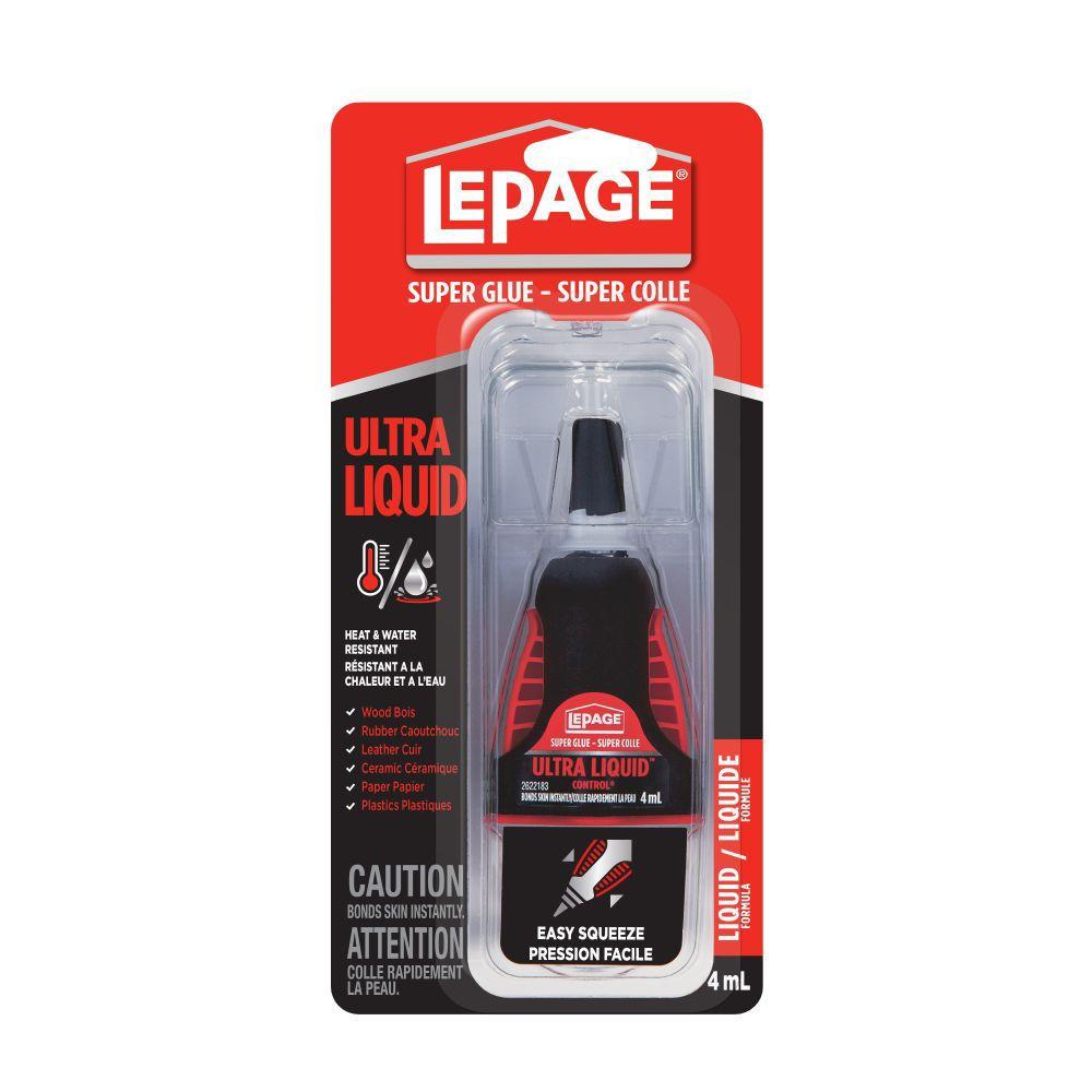 LePage Ultra Liquid Super Glue