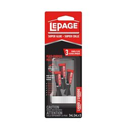 LePage Multi-Purpose Liquid Super Glue