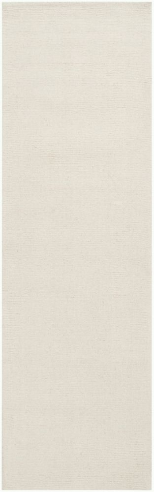 Elorza Ivory Wool Runner - 2 Ft. 6 In. x 8 Ft. Area Rug