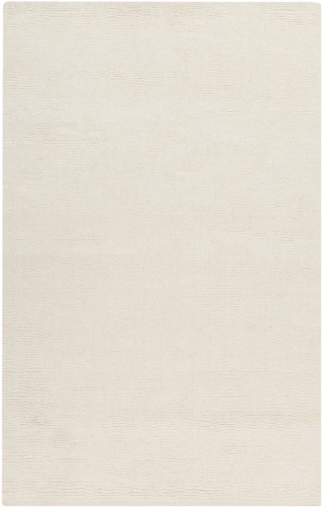 Elorza Ivory Wool  - 5 Ft. x 8 Ft. Area Rug