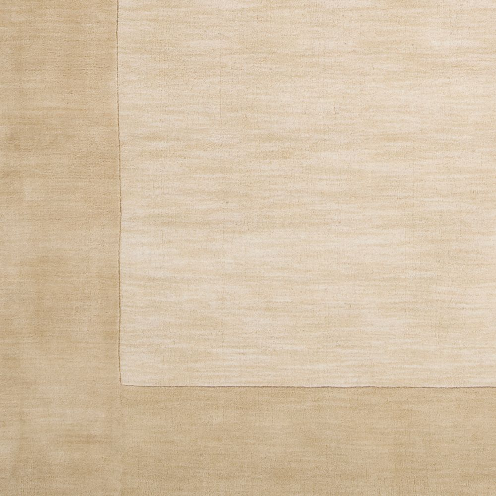 Apure Beige Wool Runner - 2 Ft. 6 In. x 8 Ft. Area Rug