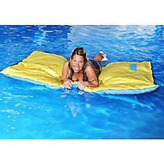 Matelas flottant Santa María pour piscine , insubmersible, 178 cm (70 po)