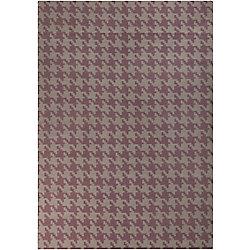 Artistic Weavers Carpette d'intérieur, 5 pi x 8 pi, à poils longs, style contemporain, rectangulaire, gris Sorocaba