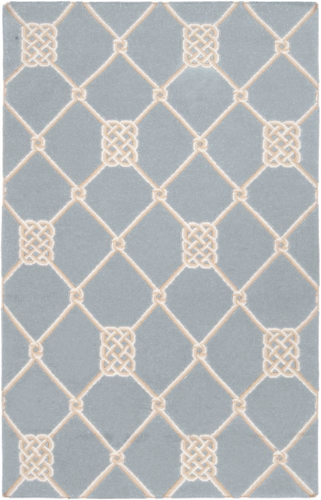 Artistic Weavers Olinda Blue 8 ft. x 11 ft. Indoor Contemporary Rectangular Area Rug