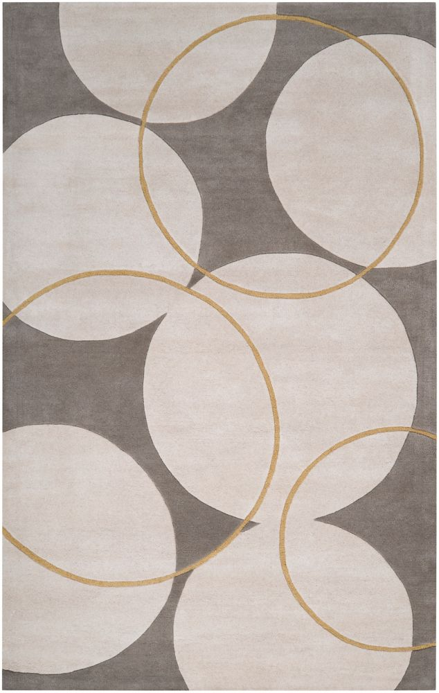 Artistic Weavers Norte Grey 2 ft. x 3 ft. Indoor Contemporary Rectangular Accent Rug