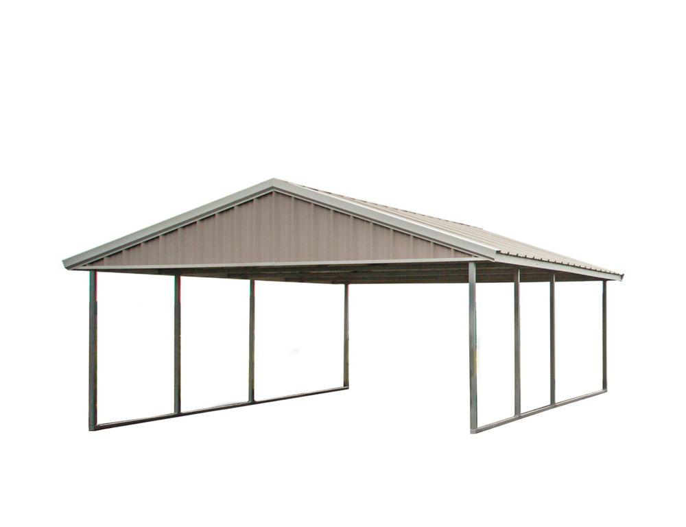 16Feet. x 20Feet. Premium Canopy/ Carport