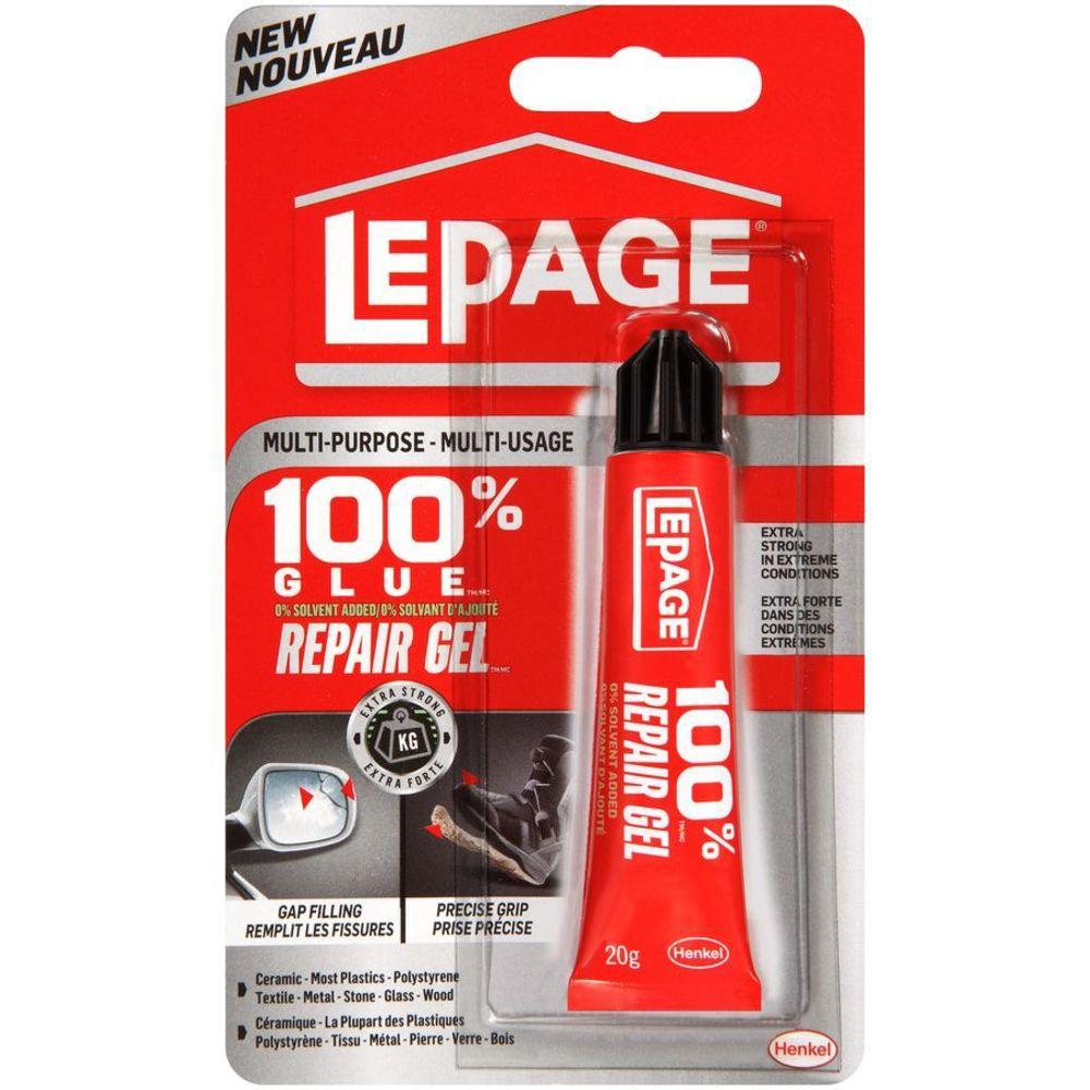 LePage 100% Glue Repair Gel