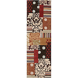 Artistic Weavers Teno Multi-Colour 2 ft. 6-inch x 8 ft. Indoor Transitional Runner