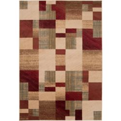 Artistic Weavers Cottica Red 2 ft. x 3 ft. 3-inch Indoor Transitional Rectangular Accent Rug