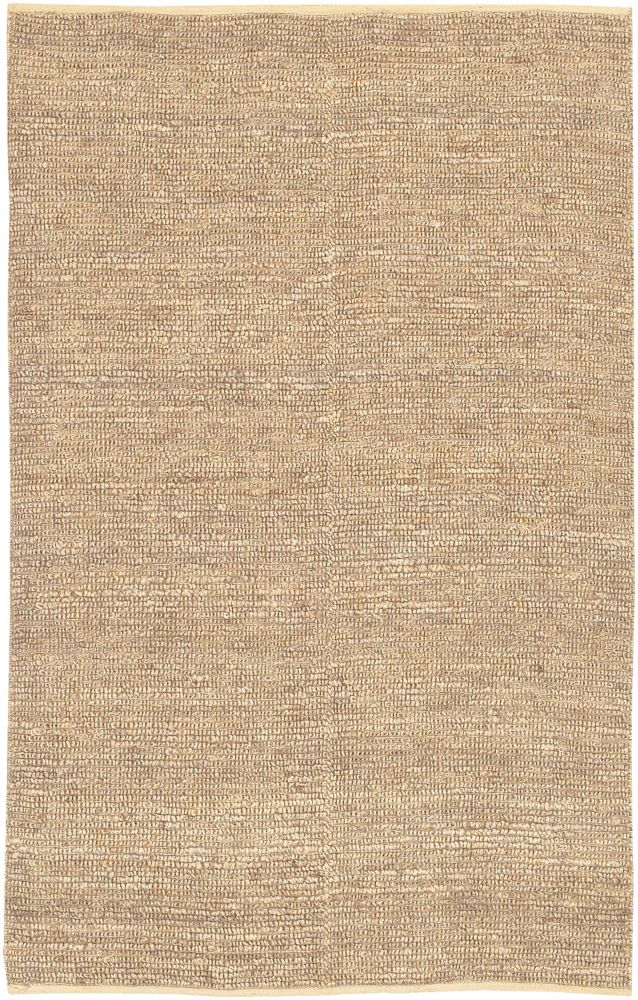 Cerrillos Bleach Jute Accent Rug - 2 Ft. x 3 Ft. Area Rug