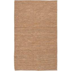Artistic Weavers Carpette d'intérieur, 5 pi x 8 pi, tissage texturé, rectangulaire, havane Conchali