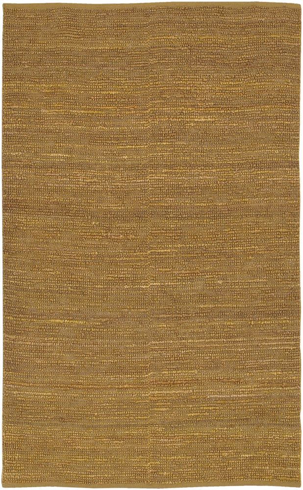 Pintana Green Jute  - 5 Ft. x 8 Ft. Area Rug