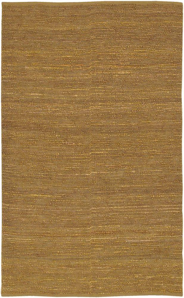 Artistic Weavers Pintana Green 5 ft. x 8 ft. Indoor Textured Rectangular Area Rug