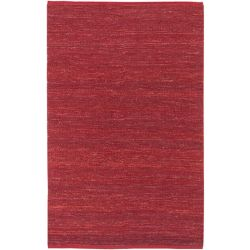 Artistic Weavers Macul Red 8 ft. x 11 ft. Indoor Textured Rectangular Area Rug