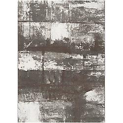 Artistic Weavers Renca Grey 7 ft. 10-inch x 10 ft. Indoor Contemporary Rectangular Area Rug