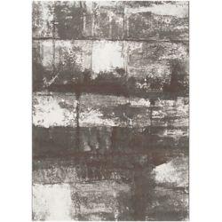 Artistic Weavers Carpette d'intérieur, 7 pi 10 po x 10 pi, style contemporain, rectangulaire, gris Renca