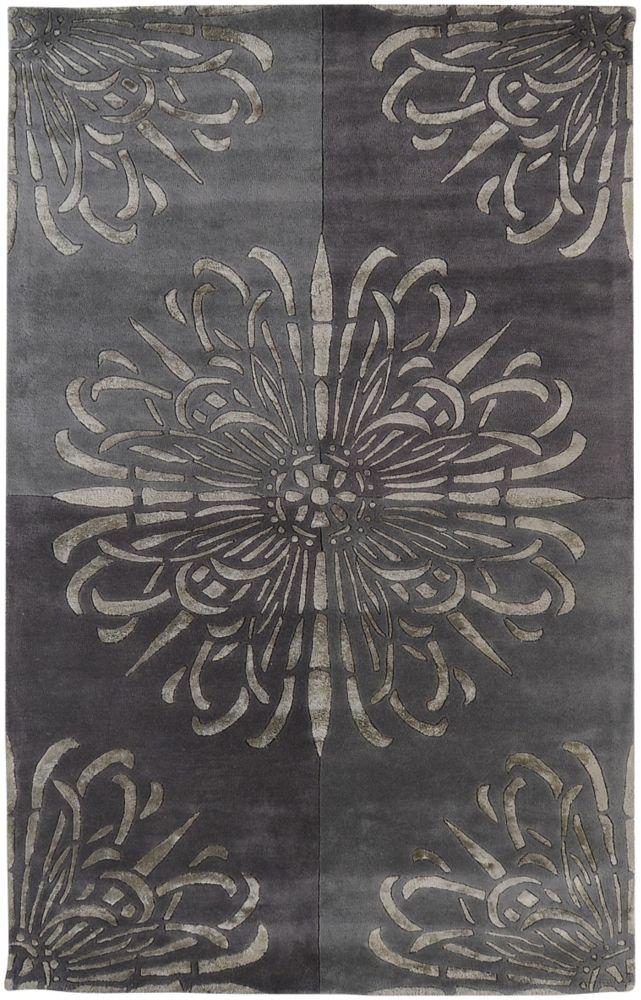 Artistic Weavers Catacamas Grey 8 ft. x 11 ft. Indoor Contemporary Rectangular Area Rug
