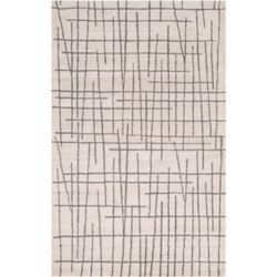 Artistic Weavers Pascua Grey 5 ft. x 8 ft. Indoor Contemporary Rectangular Area Rug