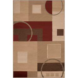 Artistic Weavers Carpette d'intérieur, 5 pi 3 po x 73 pi 6 po, style transitionnel, rectangulaire, havane Matura