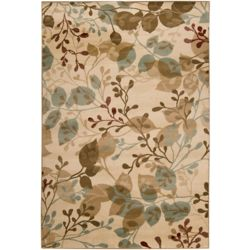 Artistic Weavers Pampatar Beige Tan 7 ft. 6-inch x 11 ft. 2-inch Indoor Transitional Rectangular Area Rug