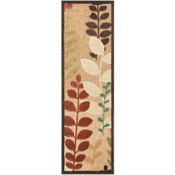 Artistic Weavers Casanay Beige Tan 2 ft. 6-inch x 7 ft. 10-inch Indoor/Outdoor Transitional Runner