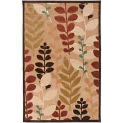 Artistic Weavers Tapis de passage d'intérieur/extérieur, 7 pi 10 po x 10 pi 8 po, style transitionnel, rectangulaire, havane Casa nay