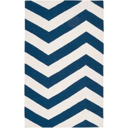 Artistic Weavers Vicena Blue 2 ft. x 3 ft. Indoor Contemporary Rectangular Accent Rug