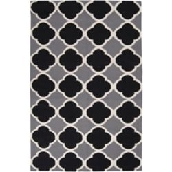 Artistic Weavers Cascavel Grey 8 ft. x 11 ft. Indoor Contemporary Rectangular Area Rug