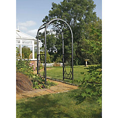Wrenbury Round Top Metal Arch