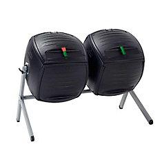 Dual 6.7 cu. ft. Compost Tumblers