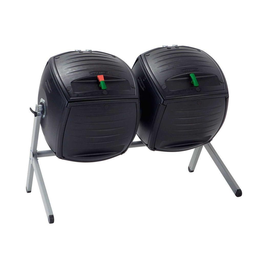 Lifetime Dual 6.7 cu. ft. Compost Tumblers